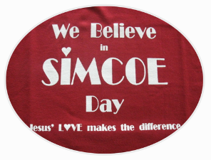 We Believe In Simcoe Day